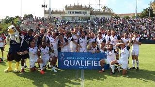 USA qualify for RWC 2019