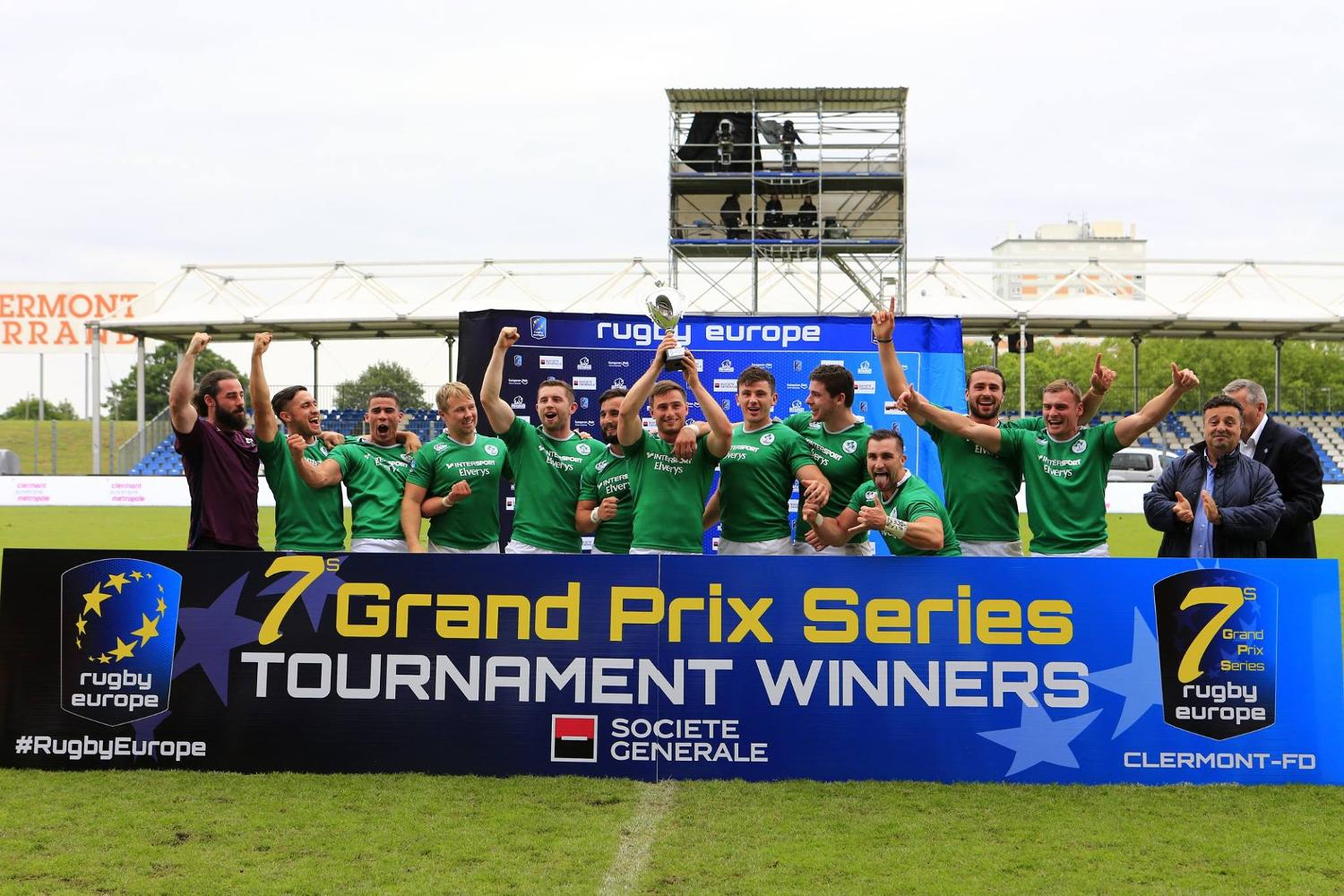Rugby Europe Sevens Grand Prix Series