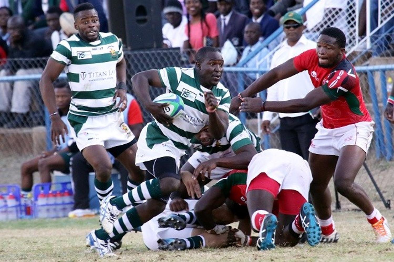 Rugby Africa Gold Cup 2017: Zimbabwe v Kenya