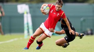 WRWC 2017: New Zealand v Wales