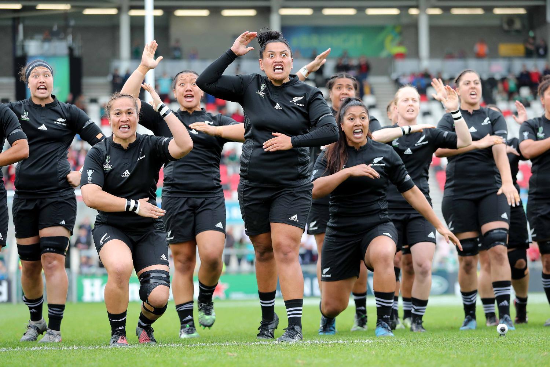 WRWC 2017: New Zealand v USA