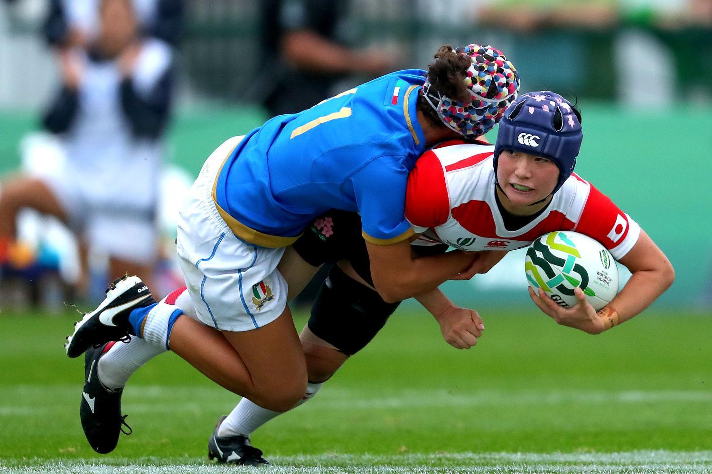 WRWC 2017: Italy v Japan