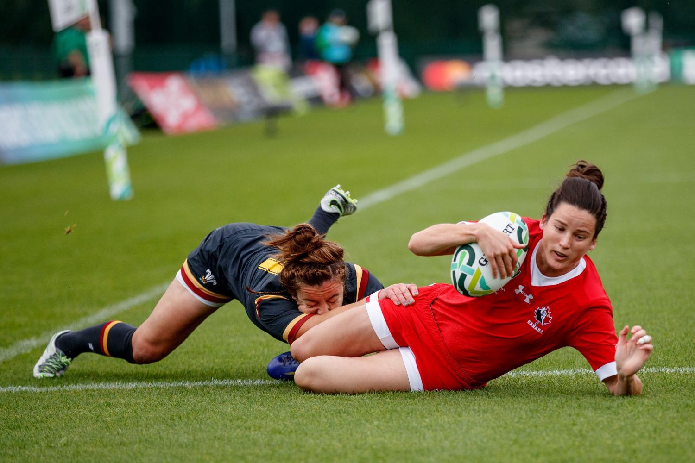 WRWC 2017: Canada v Wales