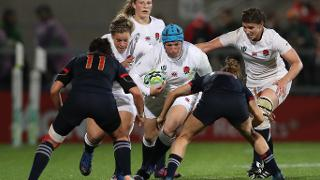 England v France - Women's Rugby World Cup 2017 semi-final