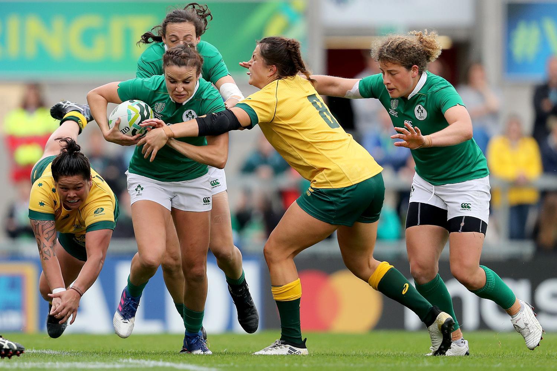 WRWC 2017: Ireland v Australia