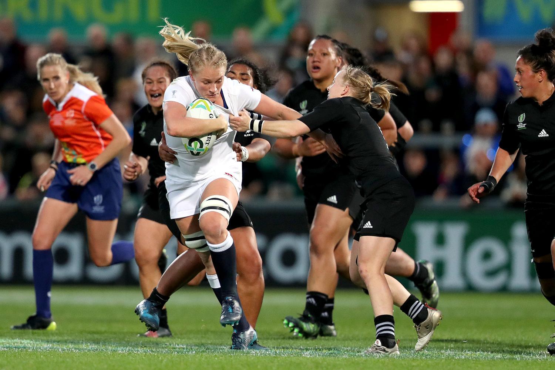 WRWC 2017: Final - England v New Zealand