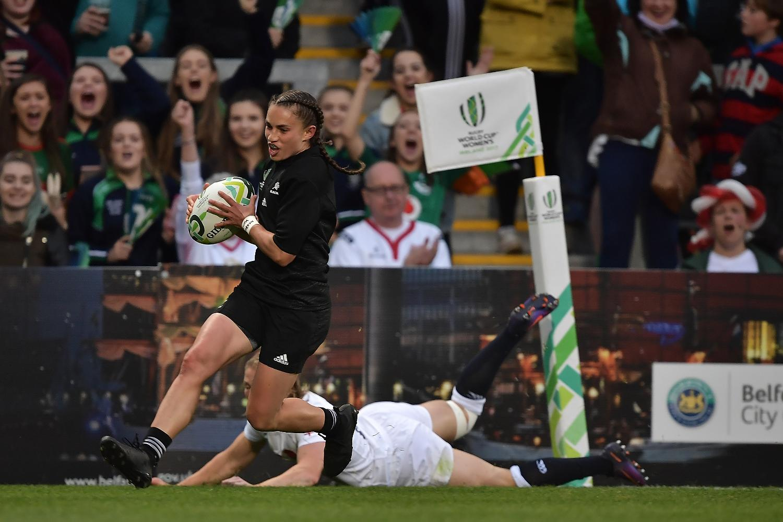 WRWC 2017: England v New Zealand