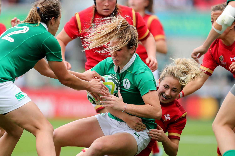 WRWC 2017: Irlande v Pays de Galles