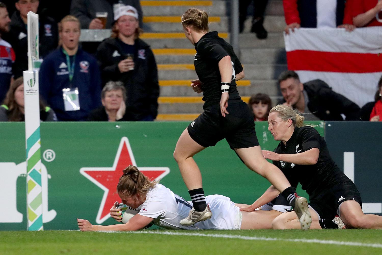 WRWC 2017: Finale Angleterre v Nouvelle-Zélande