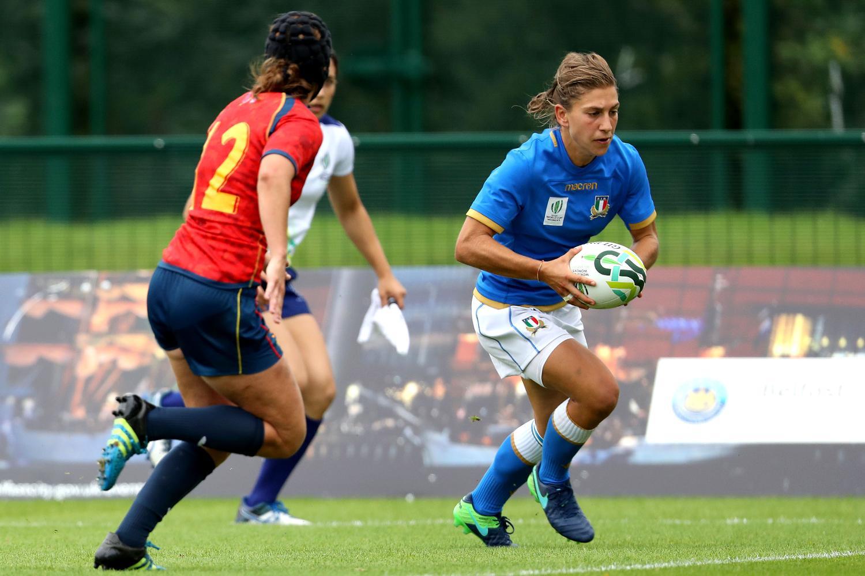 WRWC 2017: Italie v Espagne