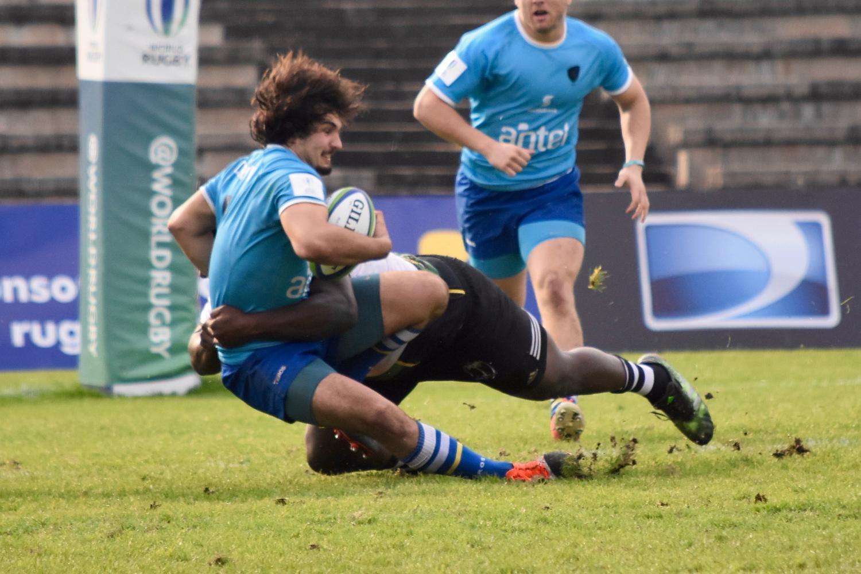 World Rugby U20 Trophy 2017: Fiji v Uruguay