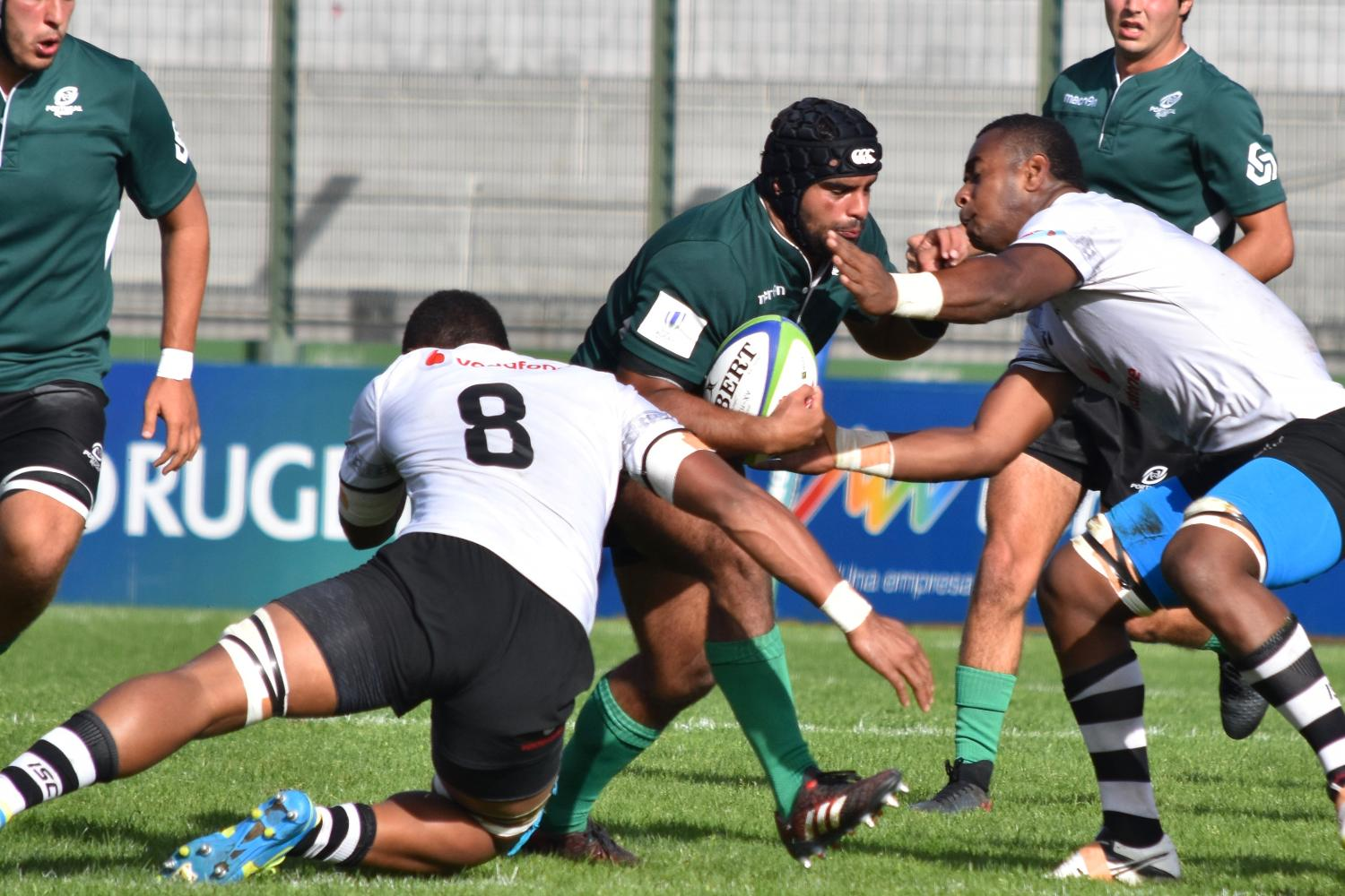 World Rugby U20 Trophy 2017: Fiji v Portugal