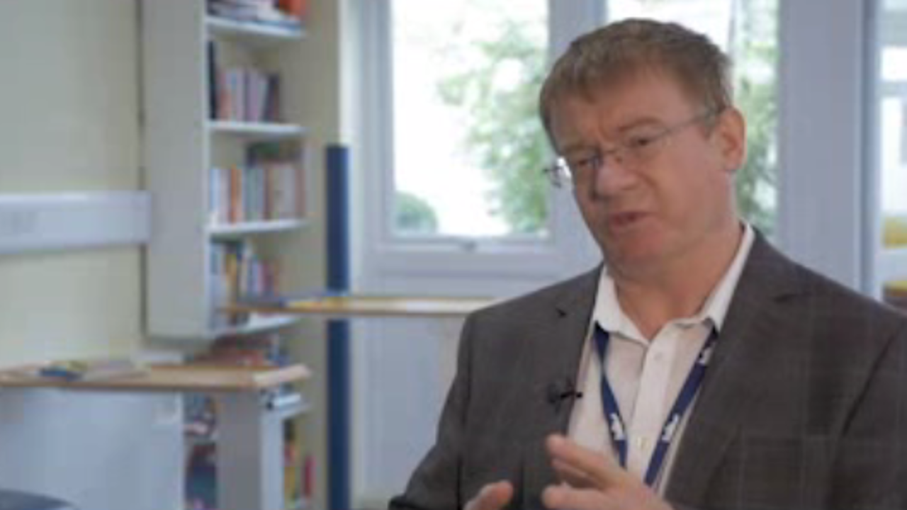 Dr Colin Mitchie on the health benefits of rugby for children