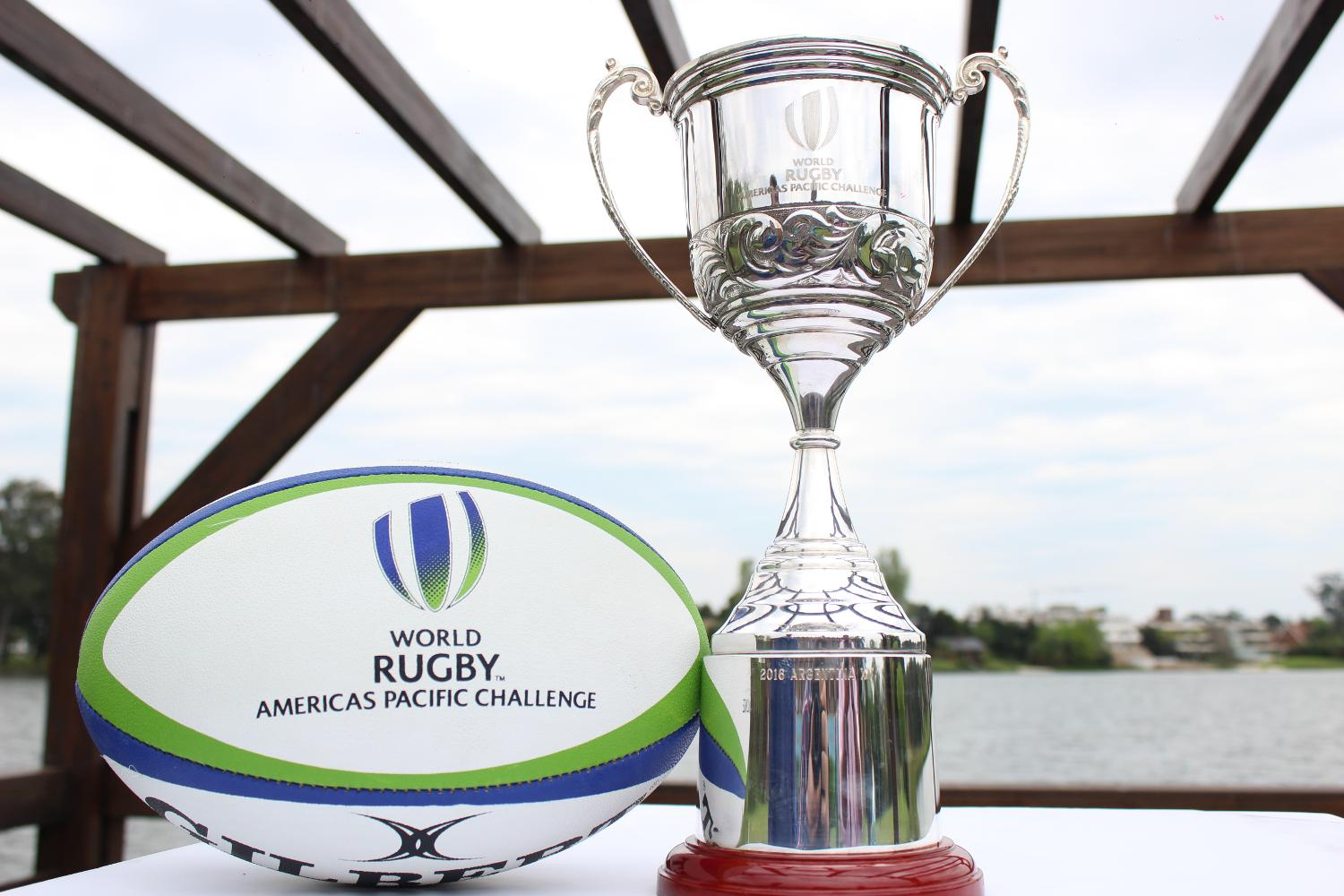 World Rugby Americas Pacific Challenge 2017