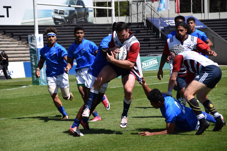 Americas Pacific Challenge 2017: USA Select XV v Samoa A