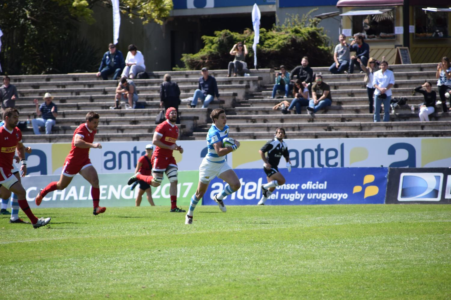 Americas Pacific Challenge 2017: Argentina XV v Canada A