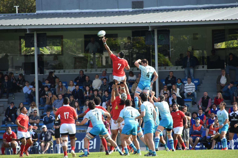 APC - Uruguay v Tonga