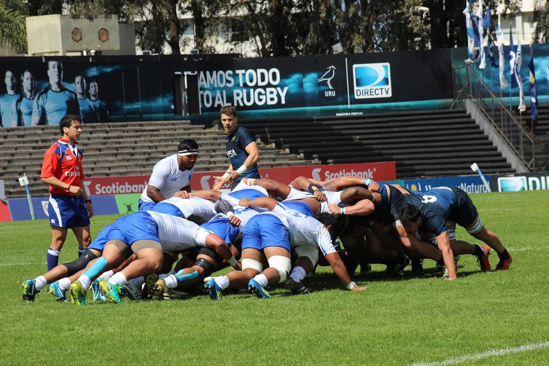 Americas Pacific Challenge 2017 Round 2: Argentina XV v Samoa A