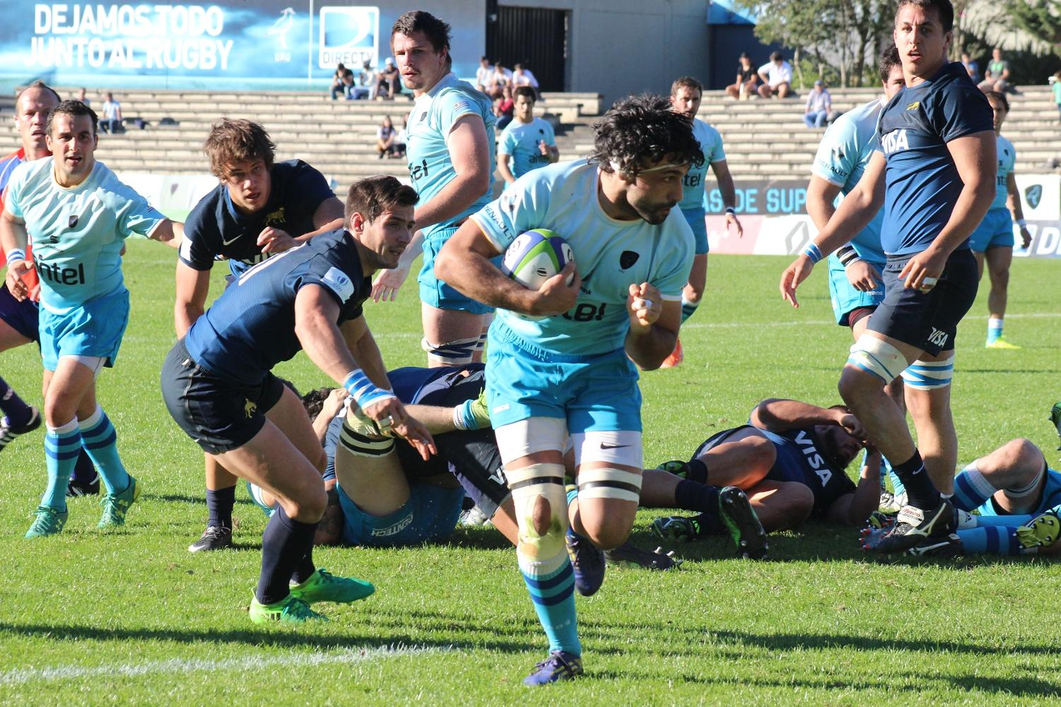 Americas Pacific Challenge 2017 Round 3: Argentina XV v Uruguay A