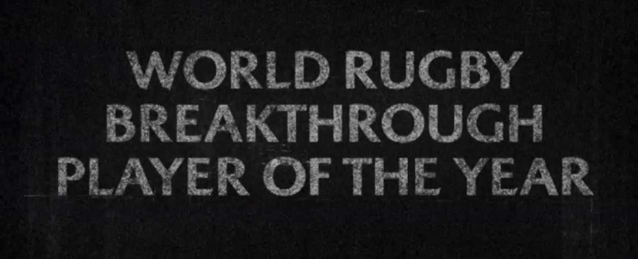 World Rugby Breakthrough Player of the Year 2017 Nominees