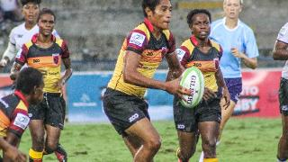 Oceania Rugby Sevens Championship 2017 - Papua New Guinea