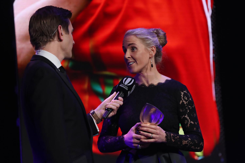 World Rugby Referee Award: Joy Neville , Ireland