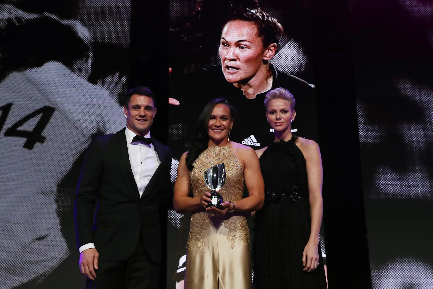 World Rugby Women's Player of the Year: Portia Woodman, New Zealand