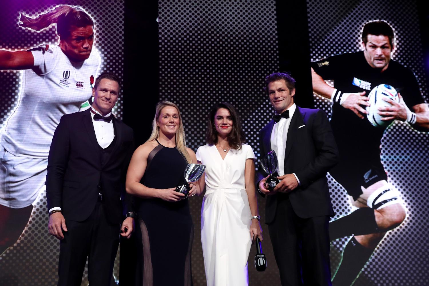 IRPA Special Merit Award  - Rachael Burford and Richie McCaw