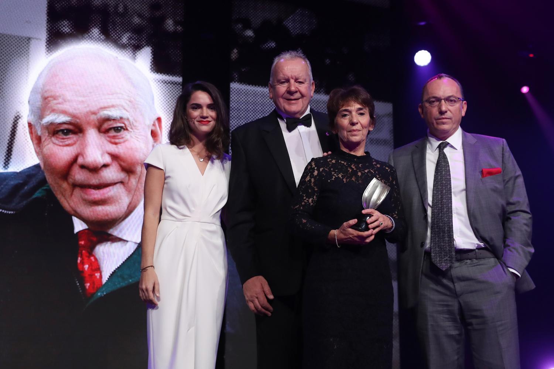 Vernon Pugh Award for Distinguished Service: Marcel Martin