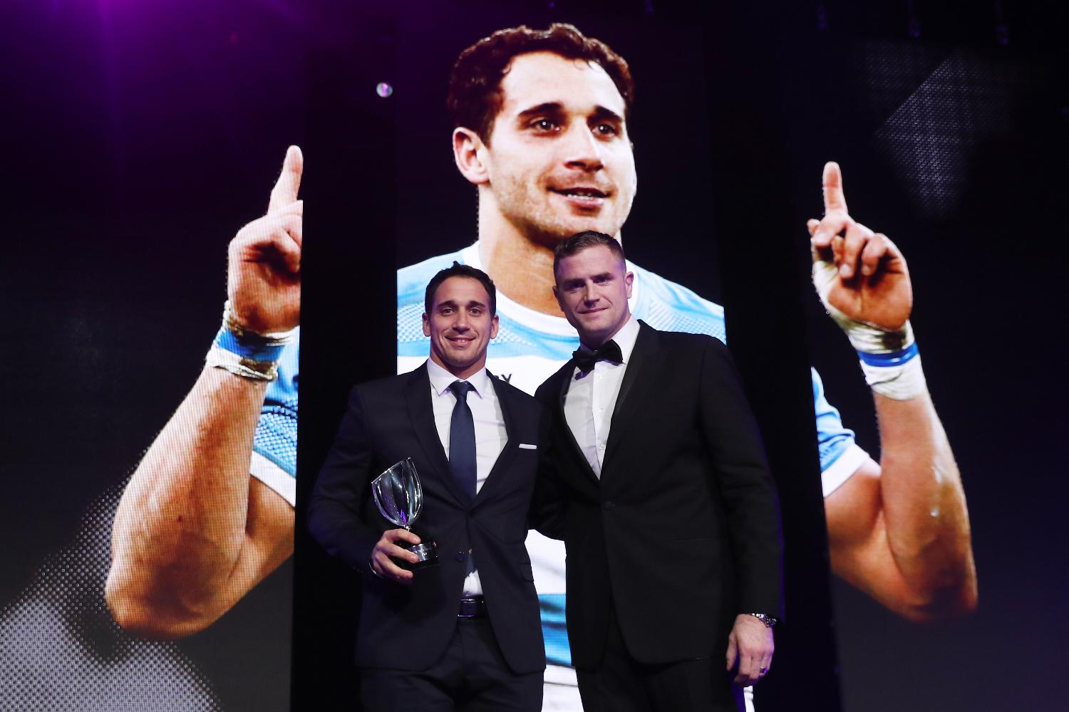 IRPA Try of the Year: Joaquin Tuculet, Argentina