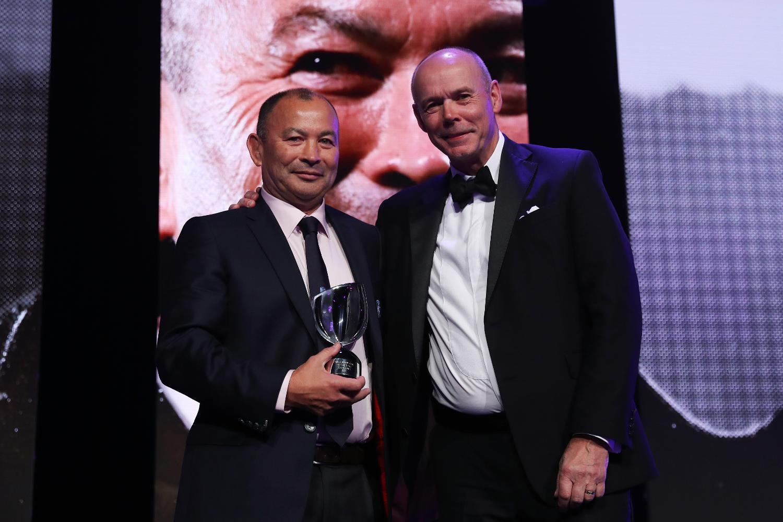 World Rugby Coach of the Year: Eddie Jones, England