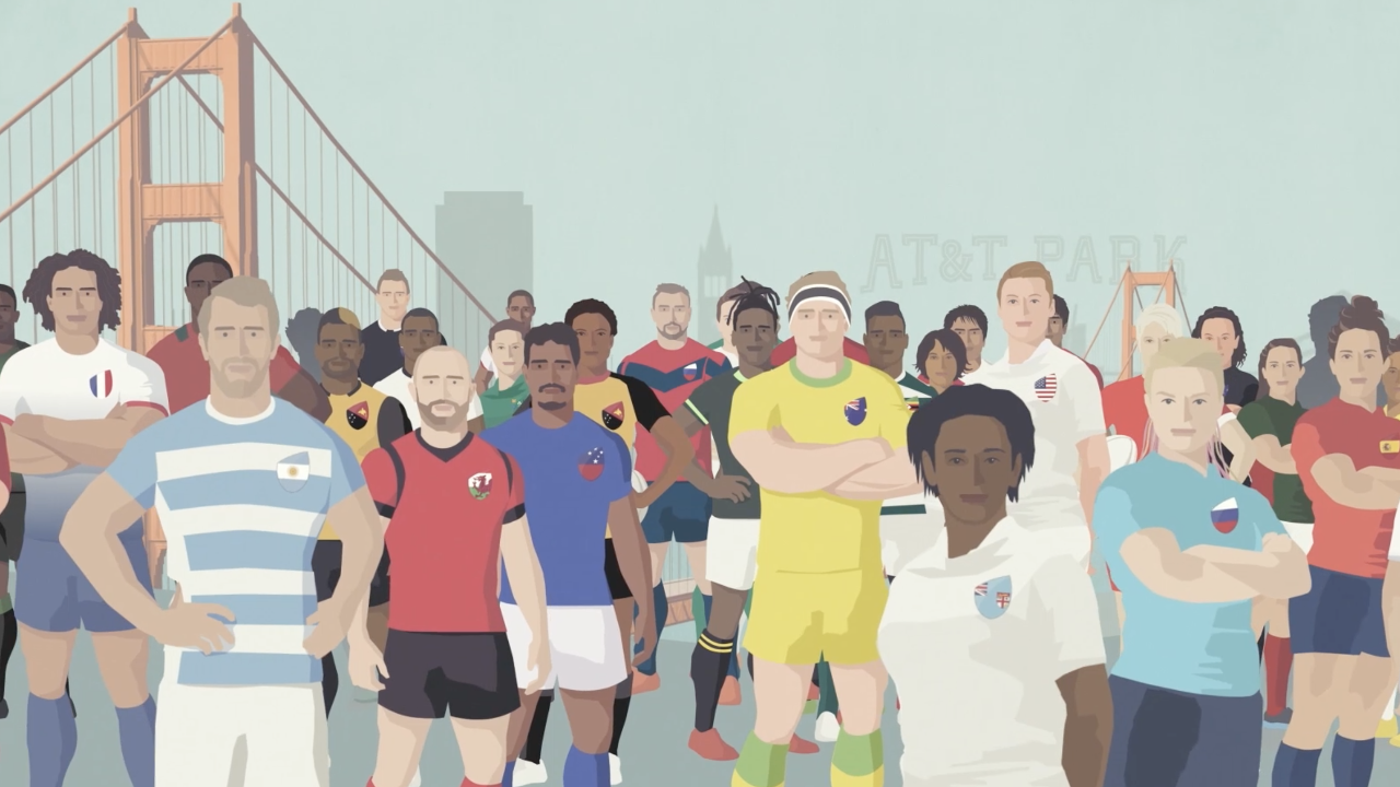 Rugby World Cup Sevens: Qualified teams and seeding process