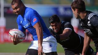 Emirates Dubai Rugby Sevens: HSBC Sevens World Series - Day Two