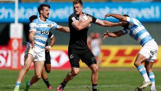 Emirates Airline Dubai Rugby Sevens 2017 - Men's