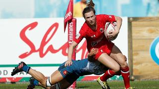 Emirates Airline Dubai Rugby Sevens 2017 – Women's