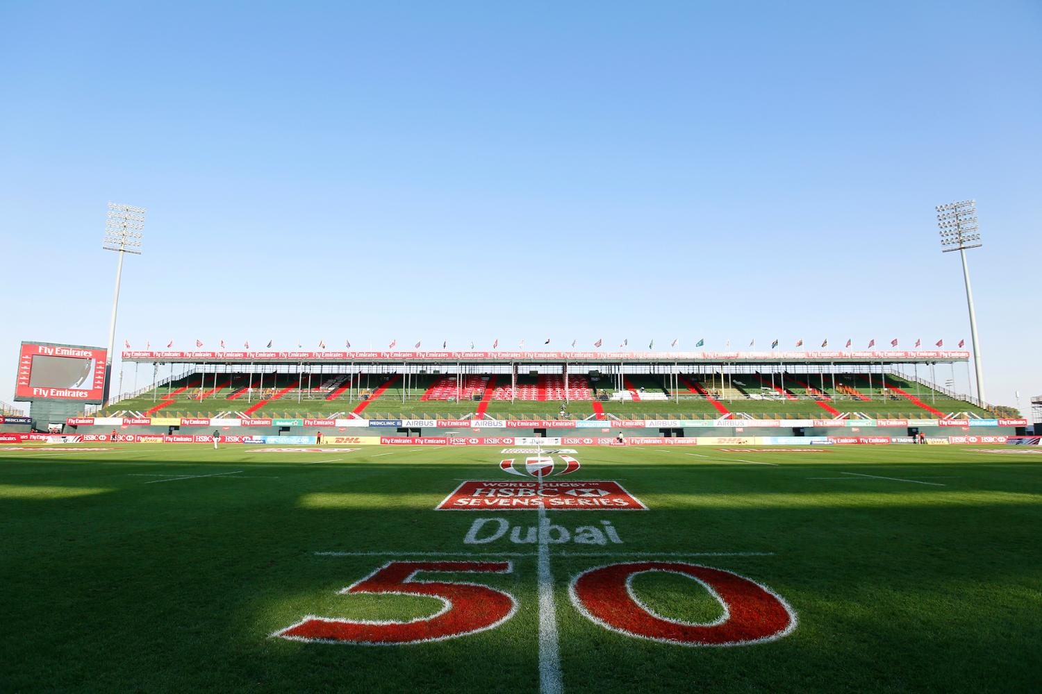 Emirates Airline Dubai Rugby Sevens 2017 - Men's