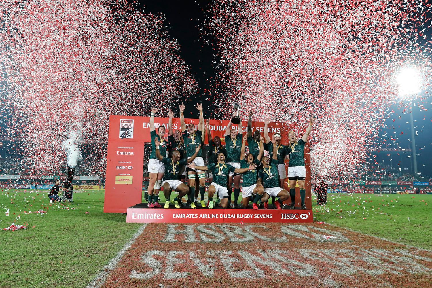 HSBC World Rugby Men's Sevens Series 2018