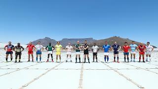 HSBC Cape Town Sevens Captains Photo