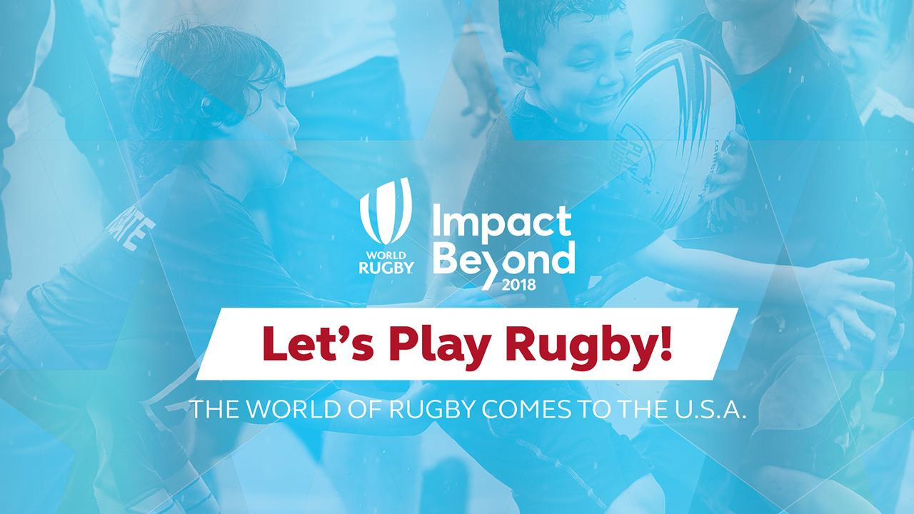 RWC Sevens 2018 to inspire players and fans with Impact Beyond programme
