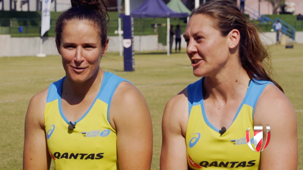Sevens uncovered: Australia's magic co-captains