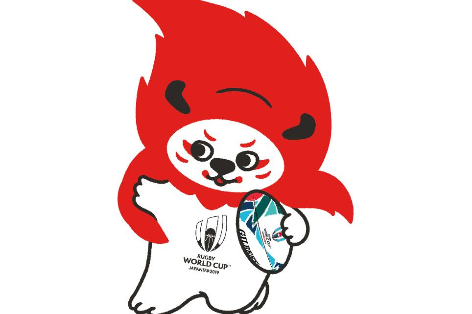 Japan rugby World Cup unveils mythical, lion-like mascots