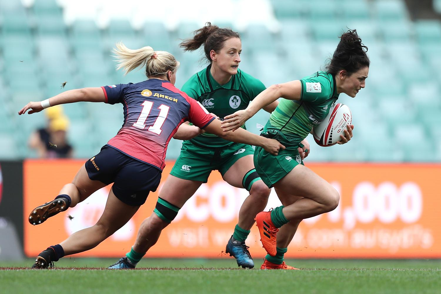 HSBC World Rugby Women's Sevens Series - Sydney 2018