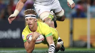 HSBC World Rugby Sevens Series 2018 - Sydney Day 1
