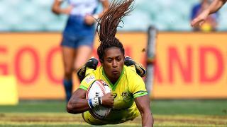 HSBC World Rugby Women's Sevens Series 2018 - Sydney Day 1