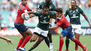 HSBC World Rugby Sevens Series 2018 - Sydney Day 2