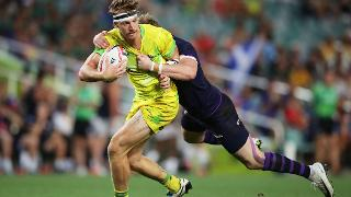 HSBC World Rugby Sevens Series 2018 - Sydney Day 2