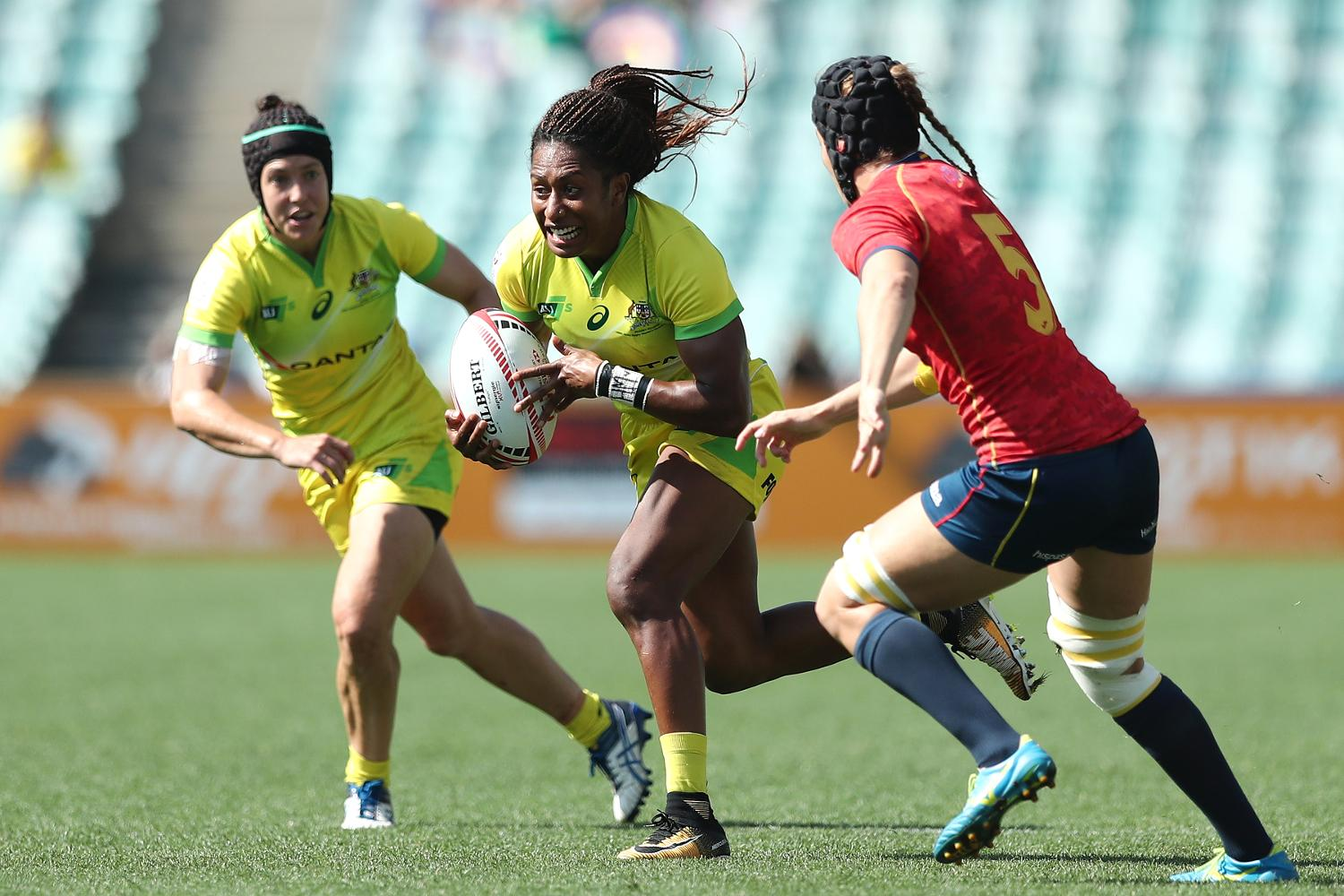 HSBC World Rugby Women's Sevens Series 2018 - Sydney Day 2