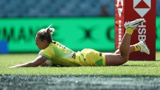HSBC World Rugby Women's Sevens Series 2018 - Sydney Day 2