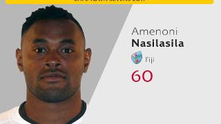 DHL Impact Player Cape town Amenoni Nasilasila