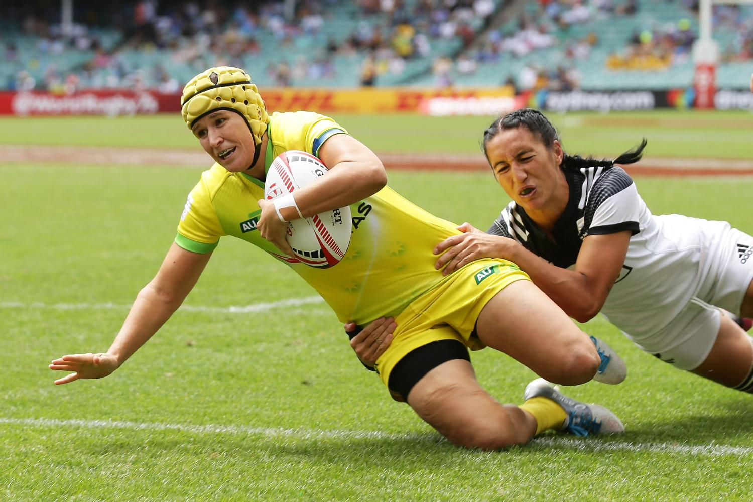 HSBC World Rugby Women's Sevens Series 2018 - Sydney Day 3